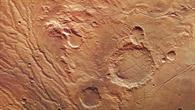 Die Arda-Täler auf den Mars: Ein uraltes Entwässerungssystem