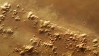 Der Süden der Phlegra Montes auf dem Mars