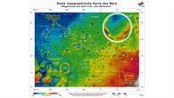 """Der Weg des """"Marsianers"""": Von Chryse Planitia über Arabia Terra durchs Marshochland zu Ares 4"""