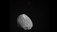 Astrometrische Beobachtung von Phobos