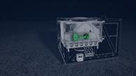 Mobilitätsmechanismus zur Fortbewegunga auf der Asteroidenoberfläche