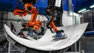 Interaktive Roboter im DLR%2dZentrum für Leichtbauproduktionstechnologie (ZLP)