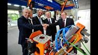 Zusammenarbeit DLR und Fraunhofer