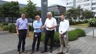 Kooperation von DLR und Stührenberg