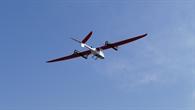 VTOL UAV von Germandrones mit MACS Luftbildkamerasystem