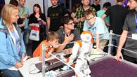 Humanoide Roboter im DLR_School_Lab Berlin