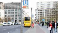 Verschiedene Verkehrsmittel stehen Berlinerinnen und Berlinern täglich zur Verfügung