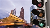 Intelligente Ampeln verbessern Verkehrsfluss