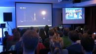 Berliner Schülerinnen und Schüler beobachten live den Start von Alexander Gerst zur ISS