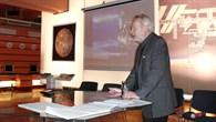 Professor Dieter B. Herrmann im spaceclub_berlin