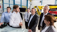 Luft%2d und Raumfahrtkoordinator Jarzombek besucht DLR Braunschweig