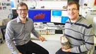 Dr. Uwe Bauder und Dr. Tobias Schripp