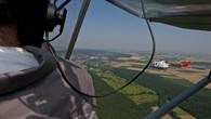Fotos aus dem Ultraleichtflugzeug