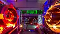 Turbinenprüfstand bei der Nacht des Wissens im DLR Göttingen