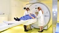 Untersuchung im Magnetresonanztomographen
