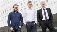 Die Gründer der Lumoview Building Analytics GmbH