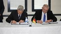 DLR und ISA unterzeichnen das Memorandum of Understanding