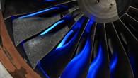 Schaufelspitzenbereich des UHBR Rotors