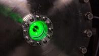 Laser vermessen die Strömung