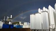 DLR-Gasturbinenprüfstand läuft nun auch mit Wasserstoff