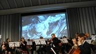 Orchestrale Untermalung der Gemälde