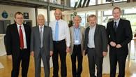 Treffen mit europäischen Astronauten