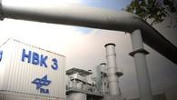 Prüfstand HBK3 mit dem neuen Luftvorerhitzer 3