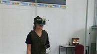 Virtuelle Realtität im neuen DLR_School_Lab RWTH Aachen.