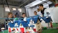 """Spielerisch lernen für die """"energie%2dintelligente"""" Stadt."""