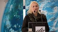 Prof. Pascale Ehrenfreund eröffnete den 4. Industrial Day