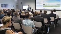 DLR%2dProjektleiter Thorben Andersen sprach über nachhaltige Wasserstoffherstellung