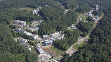 Luftbild Lampoldshausen