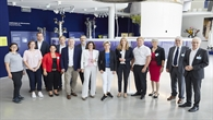 Besuch der Wirtschaftsministerin Dr. Nicole Hoffmeister%2dKraut und Isabell Huber, MdL