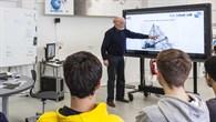 Präsentation im DLR_School_Lab