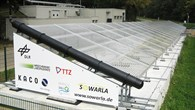 Solare Wasserreinigungsanlage SOWARLA