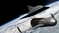Studie des Passagiertransports Spaceliner