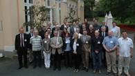 Teilnehmer des GMES%2dWorkshops in Neustrelitz