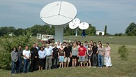 20 Studierende aus Deutschland un den USA nahmen am Summer Camp 2012 teil.
