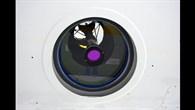 Optisches Fenster des Lidar%2dSystems