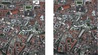 Entstehung eines Echtzeit%2dHöhenmodels: Luftbilder