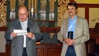 Dr. Hubertus Thomas erhält Stardust Award