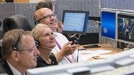 Bundeswirtschaftsminister Altmaier im Columbus%2dKontrollzentrum