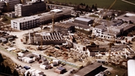 Bau des Raumflugbetriebs 1989