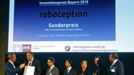 Preisvergabe für Roboception