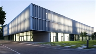 Das Gebäude des Instituts für Robotik und Mechatronik