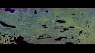 Havikpak Creek: Radaraufnahme im C%2dBand