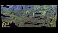 Havikpak Creek: Radaraufnahme im L%2dBand