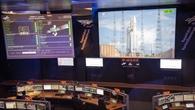 EDRS%2dC Launch im Deutschen Raumfahrtkontrollzentrum