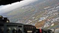 Landeanflug mit GBAS