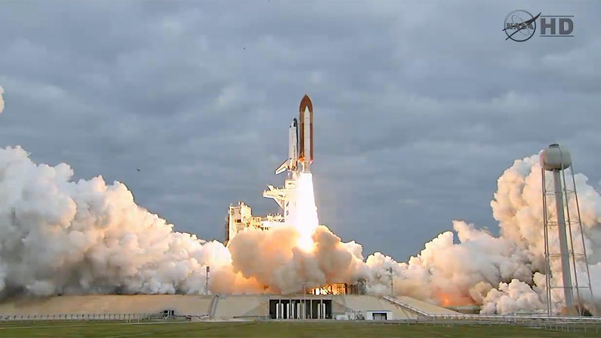 nächster space shuttle start - photo #17